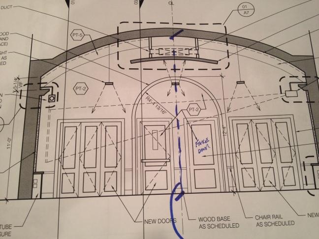 NPU Ceiling Drawing