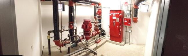 NPU Mechanical Room 1